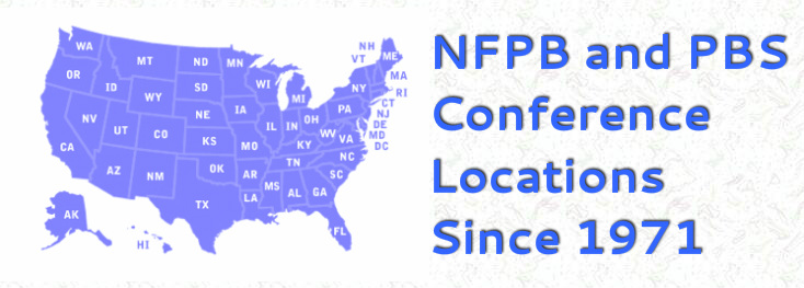 Meeting Locations since 1971 - National Friends of Public